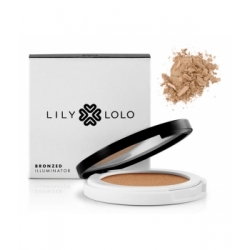 Lily Lolo Illuminateur de Teint Champagne 9g produit de maquillage minéral pour le Teint Les Copines Bio
