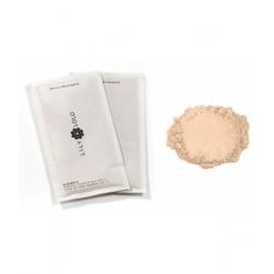 Lily Lolo Recharge Fond de teint mineral poudre libre SPF15 Barely Buff 10g  produit de maquillage pour le teint Les Copines bio