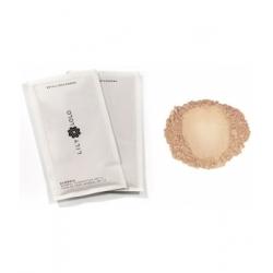Lily Lolo Recharge Fond de teint mineral poudre libre SPF15 Popcorn 10g produit de maquillage pour le teint Les Copines