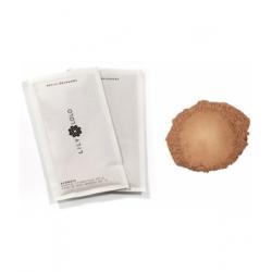 Lily Lolo Recharge Fond de teint mineral poudre libre SPF15 Dusky 10g produit de maquillage pour le teint Les Copines Bi