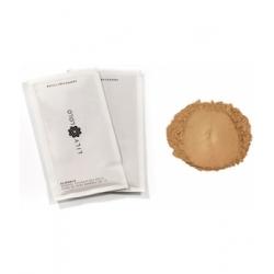 Lily Lolo Recharge Fond de teint mineral poudre libre SPF15 Coffee Bean 10g  produit de maquillage pour le teint Les Copi