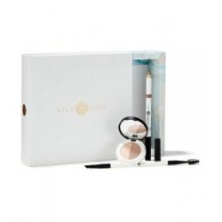 Lily Lolo Coffret Noël Sourcils Perfect Brows collection Light  produit de maquillage pour les yeux Les Copines Bio
