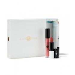 Lily Lolo Coffret Noël Lèvres Timeless Lip collection  Produit de maquillage pour les lèvres Les Copines Bio