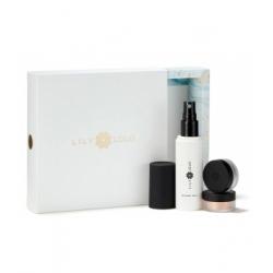 Lily Lolo Coffret Noël Bronzed Eye collection  produit de maquillage pour les yeux Les Copines Bio