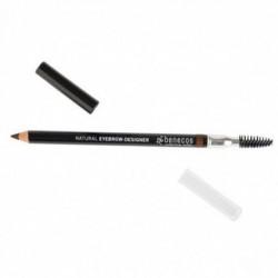 Benecos Crayon pour les sourcils marron 1,1 g maquillage bio des sourcils les copines bio