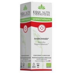 Equi - Nutri Marronnier bio Flacon compte gouttes 30ml  complément alimentaire circulation les copines bio