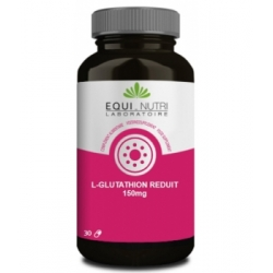 Equi - Nutri L Glutathion Reduce 150mg 30 gélules Complément alimentaire Les Copines Bio