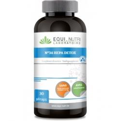 Equi - Nutri Hepa Detox no34 30 gélules  Complément alimentaire Les Copines Bio