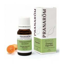 Pranarôm huile essentielle Oranger amer Petit Grain Bigarade Bio 10ml produit d'aromathérapie bio Les Copines Bio