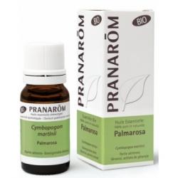 Pranarôm Palmarosa Bio Flacon compte gouttes 10ml  produit d'aromathérapie Les Copines Bio