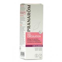 Pranarôm Gel circulation 80ml Circularom produit de soin pour les jambes Les Copines Bio