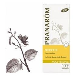 Pranarôm huile de Noisette Bio Flacon 50ml  produit de soin du corps Les Copines Bio
