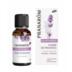 Pranarôm les diffusables Mélange d'huiles essentielles Champ de Provence Bio 30ml  produit d'aromathérapie Les Copines Bio
