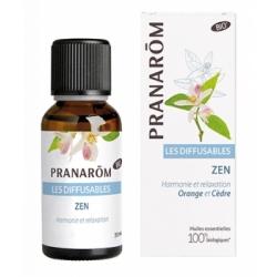 Pranarôm Les diffusables Zen 30ml produit d'aromathérapie les copines bio