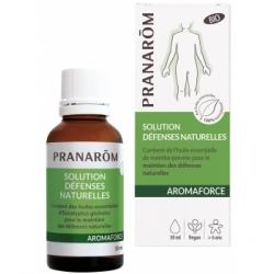 Pranarôm Solution défenses naturelles 30ml  complément alimentaire Les Copines Bio