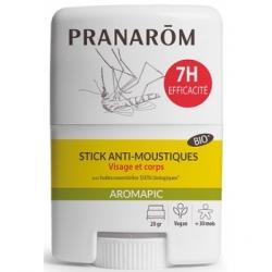 Pranarôm Stick Anti Moustiques Bio 20g  produit Anti-insectes Les Copines Bio