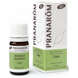 Pranarôm Cade rameau Bio Flacon compte gouttes 5ml  produit d'aromathérapie en usage cosmétique Les Copines Bio