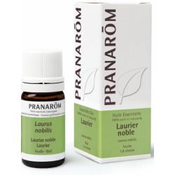 Pranarôm Laurier noble Flacon compte gouttes 5ml  produit d'aromathérapie bio Les Copines Bio