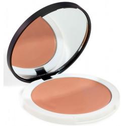 Lily Lolo Fond de Teint compact crème Satin produit de maquillage minéral pour le Teint Les Copines Bio