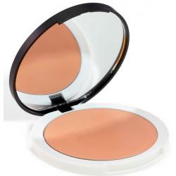 Lily Lolo Fond de Teint compact crème Linen produit de maquillage minéral pour le Teint peaux claires sous tons dorés Les Copine
