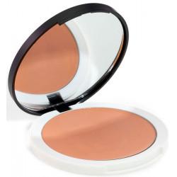 Lily Lolo Fond de Teint compact crème Lace peau beige dorée produit de maquillage minéral pour le Teint Les Copines Bio