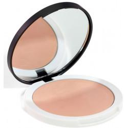 Lily Lolo Fond de Teint compact crème Cotton peau beige rosée produit de maquillage minéral pour le Teint Les Copines Bio