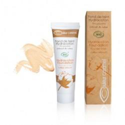 Couleur Caramel Fond de teint Hydracoton Ivoire n° 11 - 30 ml maquillage minéral les copines bio