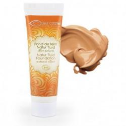 Couleur Caramel Fond de teint Natur'fluid Beige halé n° 05 - 30 ml maquillage bio