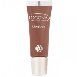 Logona Gloss N°5 light brown 10ml maquillage bio les copines bio