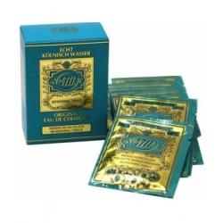 4711 Lingettes rafraîchissantes Boîte de 10 lingettes produit de parfumerie et d'hygiène Les Copines Bio