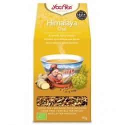 Yogi Tea Infusion Himalaya Chai 90g produit alimentaire pour préparation d'infusion Les Copines Bio