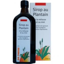 Dr.Theiss Sirop au plantain, à la mélasse et au miel 250ml Dr.Theiss Complément alimentaire Santé Les Copines Bio