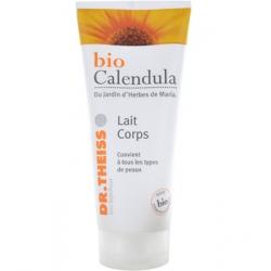 Dr.Theiss Lait corps au Calendula 150ml produit de soin corporel bio Les Copines Bio