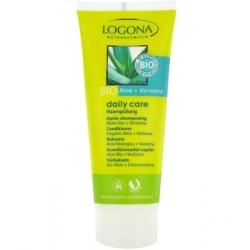 Logona Daily Care Après Shampoing Aloès et Verveine 100ml produit de Soins capillaires Les Copines Bio