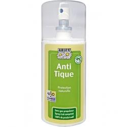 Aries Spray anti tiques répulsif naturel 100ml produit insecticide naturel Les Copines Bio