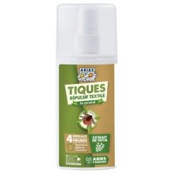 Aries Spray répulsif textile tiques produit Anti-insectes Les Copines Bio