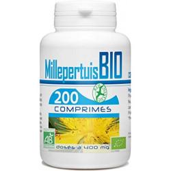 GPH Diffusion Millepertuis bio 200 comprimés Complément alimentaire Santé Les Copines Bio