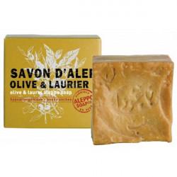 Tade Savon d'Alep Olive et Laurier Aleppo Soap 100gr produit d'hygiène pour le corps Les Copines Bio