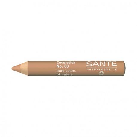 Santé Crayon correcteur N°03 Beige 2gr maquillage bio les copines bio