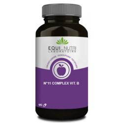 Equi Nutri B Complexe N 11 90 gélules végétales vitamines B Les copines bio