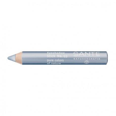 Santé Crayon fard à paupières N°03 Bleu 3,2gr maquillage bio les copines bio