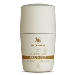 Urtekram Déodorant crème roll on morning haze 50ml produit d'hygiène et déodorant Les Copines Bio