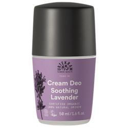 Urtekram Déodorant crème roll on Purple Lavender 50ml  déodorant naturel et bio Les Copines Bio
