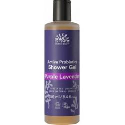 Urtekram Gel douche Purple Lavender 250ml  produit d'hygiène pour la douche et le bain Les Copines Bio