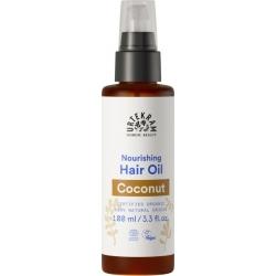 Urtekram Huile cheveux Noix de Coco 100ml produit de soin capillaire Les Copines Bio