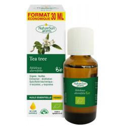 Naturesun Aroms Huile essentielle tea tree 30ml arbre à thé aromathérapie les copines bio