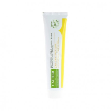 Dentifrice Dentargile Citron-75 ml
