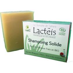 domaine de tamara savon shampoing solide cheveux normaux à gras sans huiles essentielles les copines bio