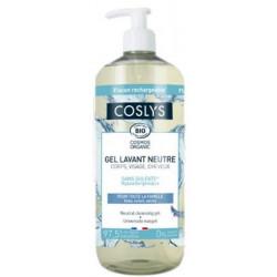 Gel lavant neutre corps visage cheveux 1 litre Les copines bio
