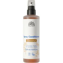 Urtekram Demêlant Spray à la Noix de Coco  250ml produit de soin pour les cheveux Les Copines Bio